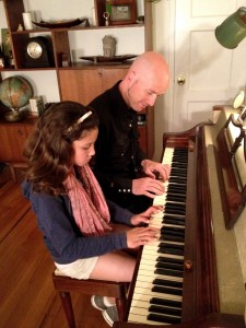 Piano Lessons in Los Angeles - Private Teacher Dicki Fliszar